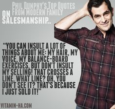 Phil Dunphy on Realty