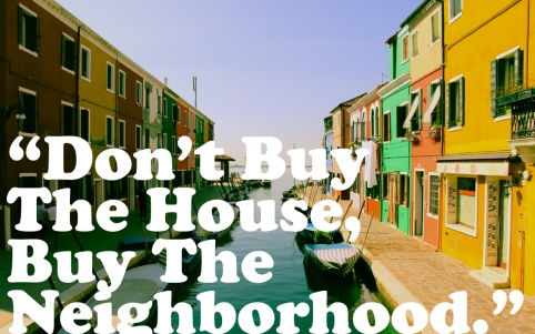 Buy the Neighborhood